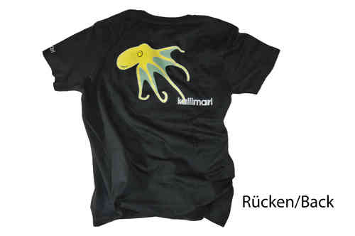 kallimari adult premium collection T-Shirt abyssal black